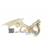 DIY toy-3D puzzle-Wooden Flying dragon
