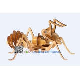 DIY toy-3D puzzle-Bamboo Ant