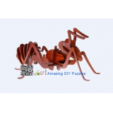 DIY toy-3D puzzle-Rosewood Ant