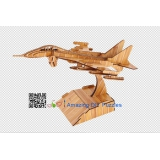 DIY toy-3D puzzle-Bamboo Fighter