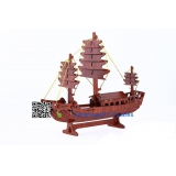 DIY toy-3D puzzle-Rosewood Smooth sailing